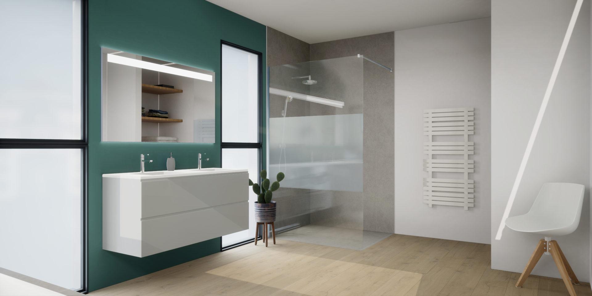 Miroir anti eclat - Miroiterie