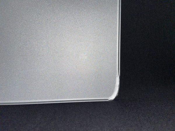 defaut VL gris - Verre laqué gris